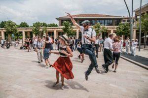 Du swing à Aix en Provence