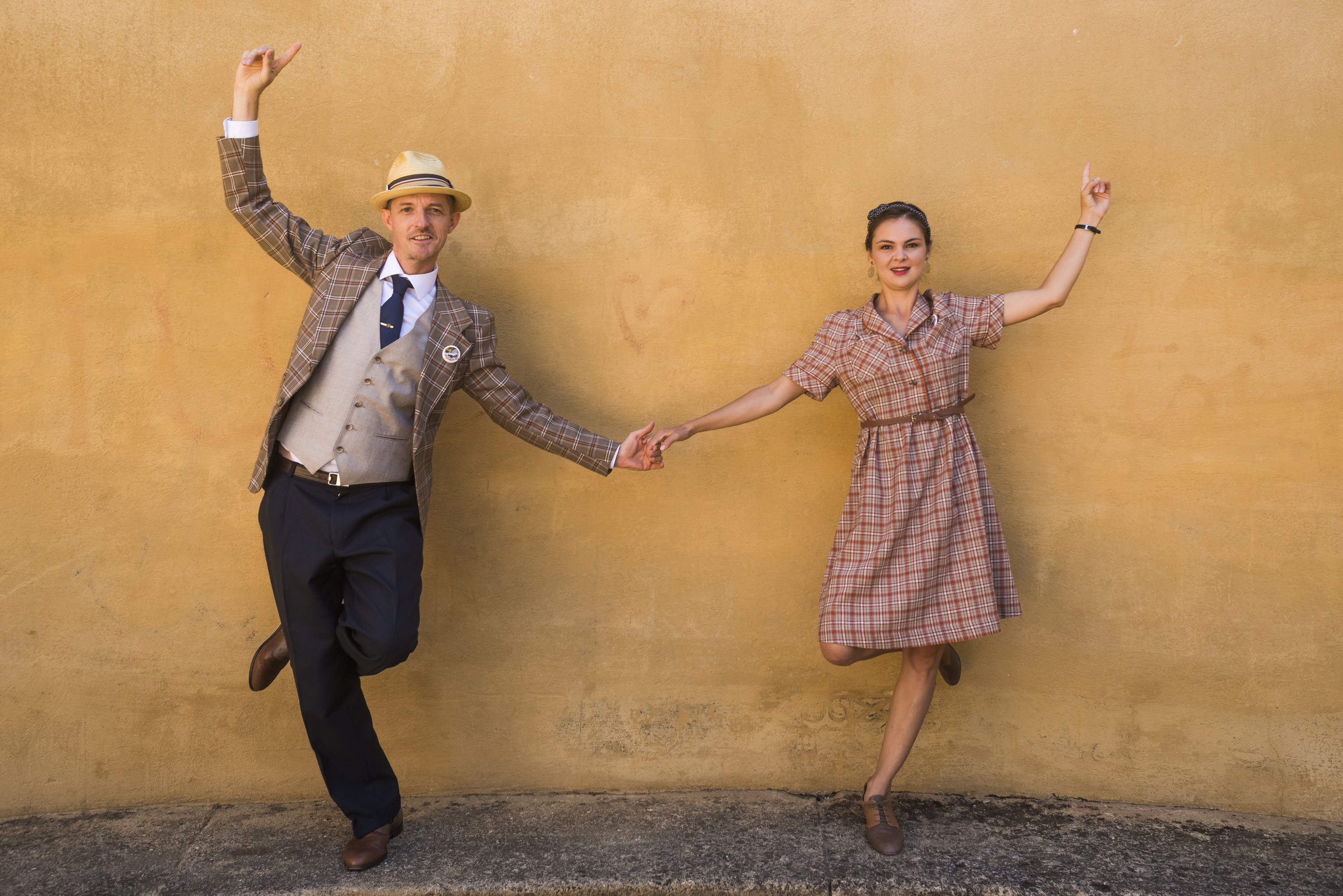 Des cours de danse Swing à Aix