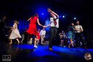 Les danses Swing à Aixtraswing