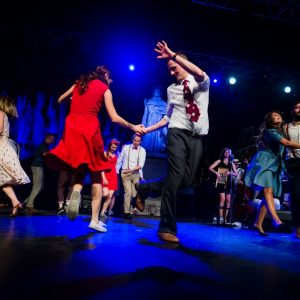 MARDI SWING MIX (Niv 2 ou 3 en Lindy Hop)