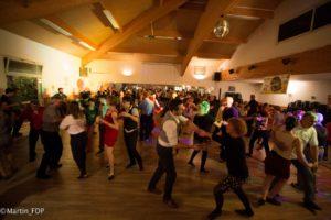 Où danser le Swing à Aix?