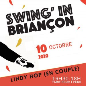 LINDY HOP SWINGIN' BRIANCON