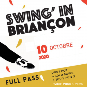 FULL PASS SWINGIN' BRIANCON